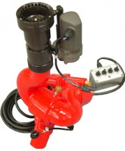 Canhão Monitor de Controle Remoto GMFR 190