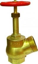 Válvula Industrial PN20 - 45 graus.