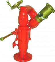 Canhão Monitor Fixo GMF-470X
