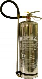 Extintor de Incêndio Portátil Classe K