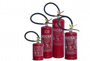 Extintor de Incêndio Portátil Pó Químico BC