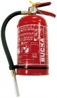 Extintor deIncêndio Portátil Pó Químico Púrpura K