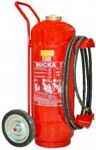 Extintor de Incêndio Sobre Rodas de Água