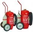 Extintor de Incêndio Sobre Rodas Pó Químico ABC Pressurização Indireta