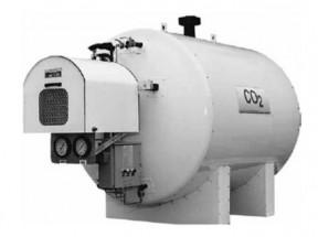Sistema de CO2 Baixa Pressão