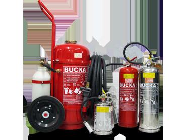 Extintores Série PRO