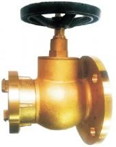 Válvula de Hidrante Reta Flangeada