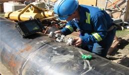 Como funcionam os ensaios não destrutivos em equipamentos de combate a incêndio