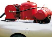Como funciona o sistema Twin Agent (Duplo Agente) no combate a incêndio?