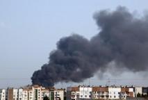 Os perigos da fumaça de incêndio