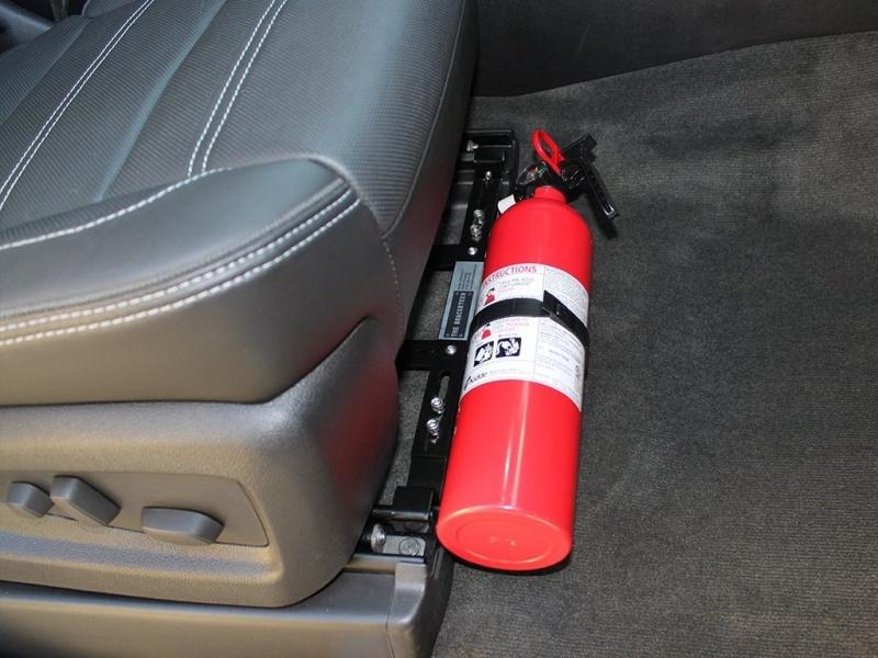 Extintores de incêndio em carros