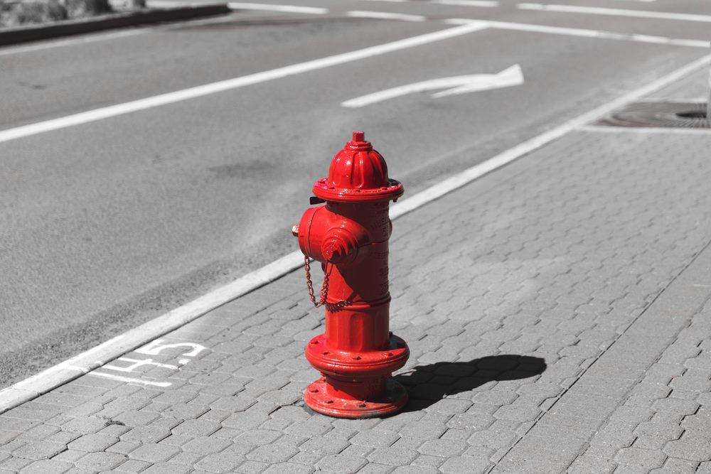 Como funciona um hidrante?