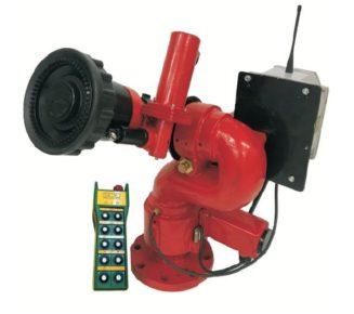 Canhao monitor de controle remoto GMFR 470E