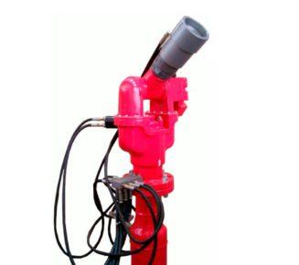Canhao monitor de controle remoto GMFR 470