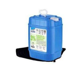 Liquido gerador de espuma RF sem fluor
