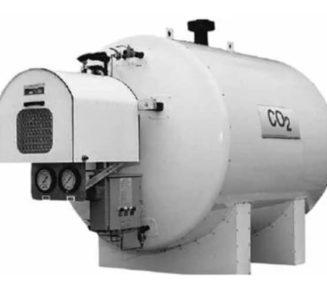 Sistema de CO2 baixa pressao